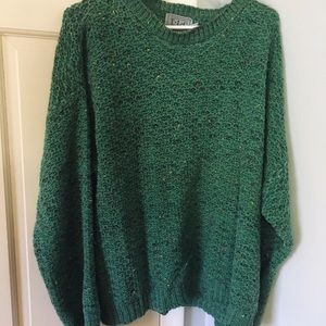 Sweaters - Vintage multicolored grandpa sweater